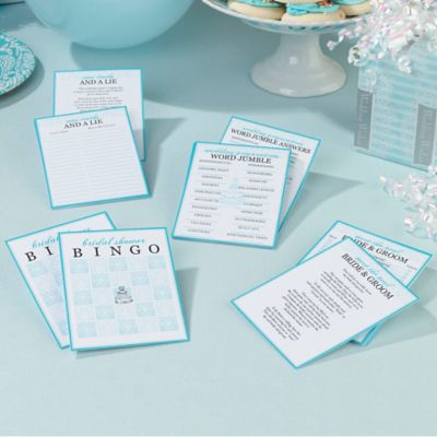 Bridal Showers Games