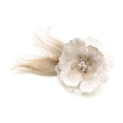 Lillian Rose™ Burlap Hair Clip