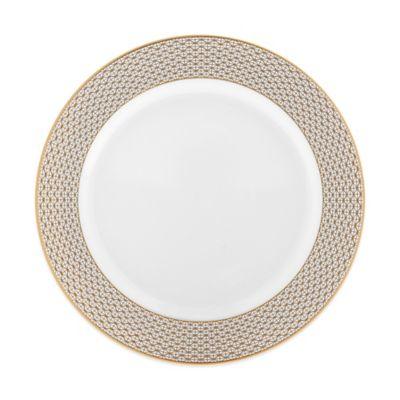 Waterford® Lismore Diamond Cinnabar Rim Soup Bowl