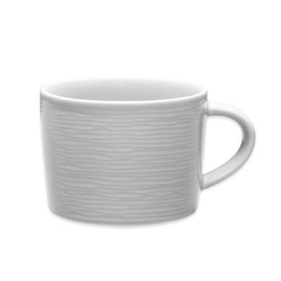 Noritake® Swirl Grey on Grey Cup