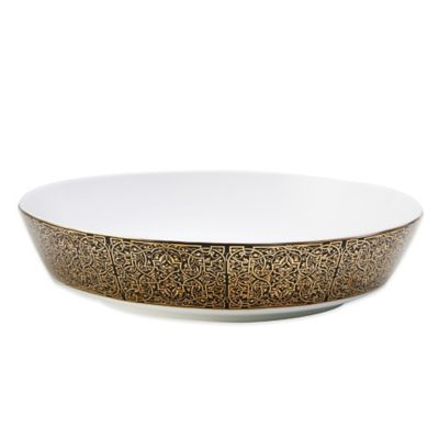 Mikasa® Antonia Gold Vegetable Bowl