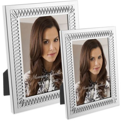 Monique Lhuillier Waterford 10 Picture Frame