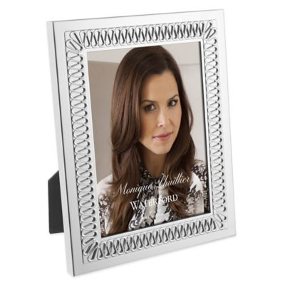Monique Lhuillier Waterford 8 Picture Frame