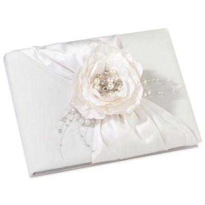 Lillian Rose™ Chic & Shabby Wedding Guest Book