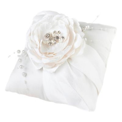 Lillian Rose™ Chic & Shabby Ring Pillow