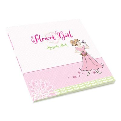 Lillian Rose™ Flower Girl Keepsake Book