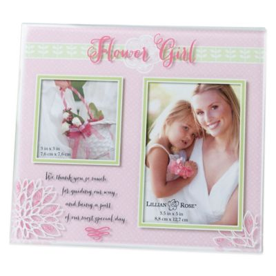 Lillian Rose™ Flower Girl Frame