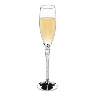 Lillian Rose™ Retro Toasting Glasses (Set of 2)