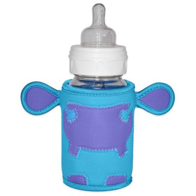 Bottle-Buds Hippo Neoprene Drink Koozie