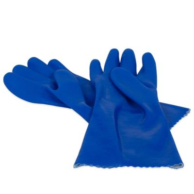 Casabella® Latex-Free Heavy Duty Rubber Gloves