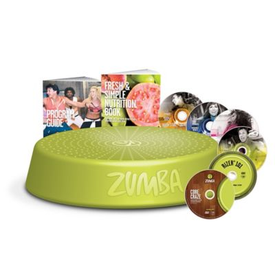 Zumba® Incredible Results DVD Set