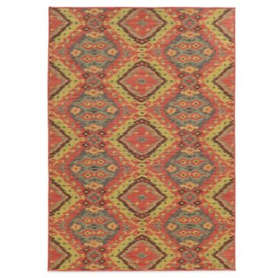 Tommy Bahama® Cabana Collection Tribal 9-Foot 10-Inch x 12-Foot 10-Inch Rug