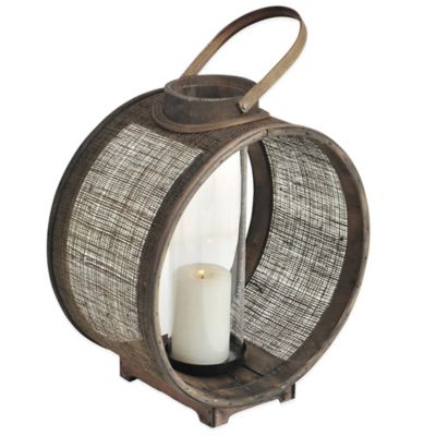 Elements Circle Lantern