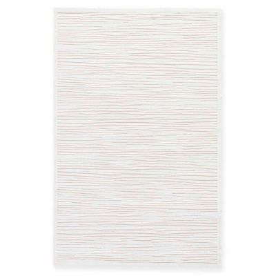 Jaipur Fables Linea 5-Foot x 7-Foot 6-Inch Area Rug in Beige