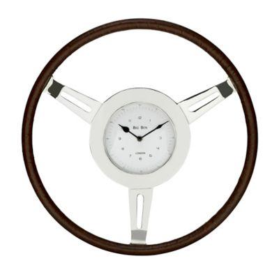 Cooper Classics Oliver Wall Clock