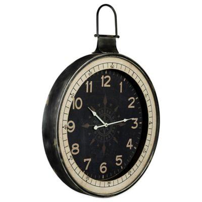Cooper Classics Zocha Wall Clock