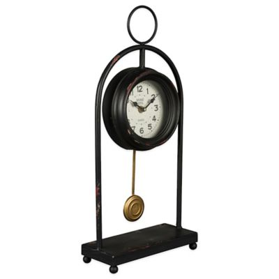 Copper Classics Oringo Table Clock