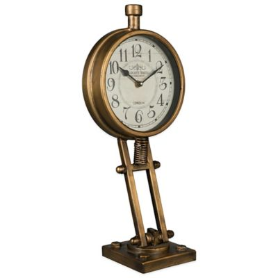 Cooper Classics Kasia Table Clock