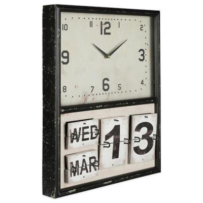 Cooper Classics Lencho Wall Clock