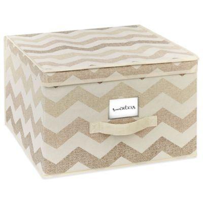 Organic Large Storage Boxes