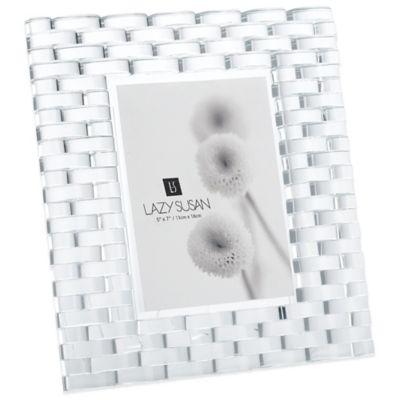 Dimond Home 5-Inch x 7-Inch Marlina Crystal Frame