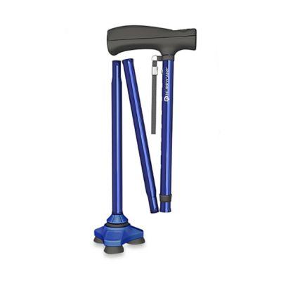HurryCane® All-Terrain Cane in Blue