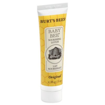Burt's Bees® Baby Bee 1 oz. Original Nourishing Lotion