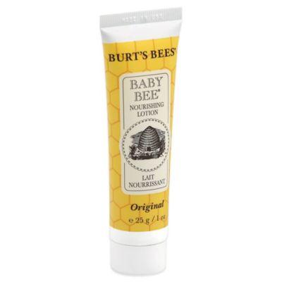 Burt's Bees® Baby Bee 1 oz. Original Nourishing Lotion