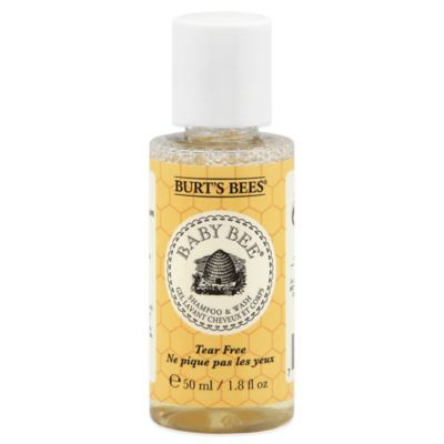 Burt's Bees® Baby Bee® 1.8 oz. Shampoo and Wash