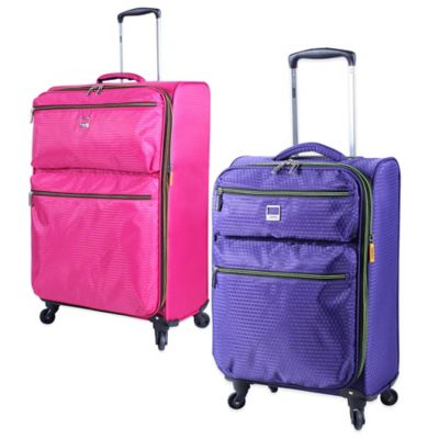 Lucas® Vortex 20-Inch Expandable Upright Spinner in Purple