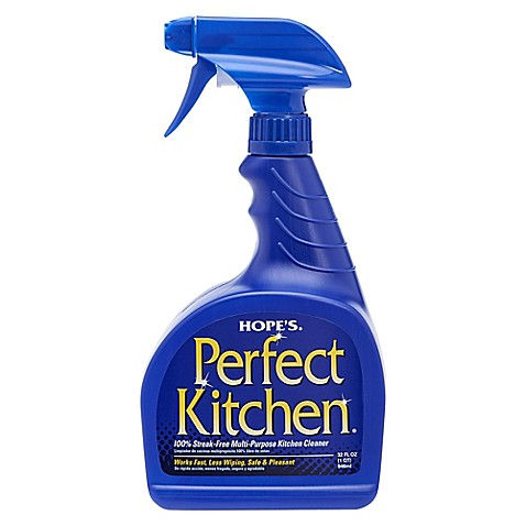 Buy hope 39 s perfect kitchen cleaner from bed bath beyond for Perfect kitchen cleaner