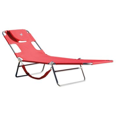 Buy adjustable folding chair from bed bath beyond for Adjustment bracket for chaise lounge
