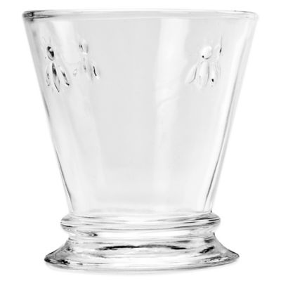 Bee Double Old Fashioned Glass