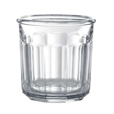 Arc Working Glass Double Old Fashioned Glass