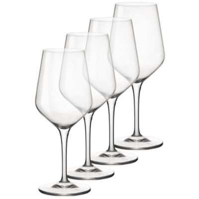 Bormioli Small 11-3/4 oz. Wine Glasses (Set of 4)