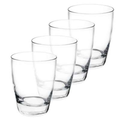 Bormioli Electra Juice Glasses (Set of 4)