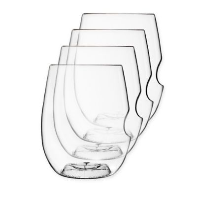 Govino White Wine Cocktail Glasses (Set of 4)