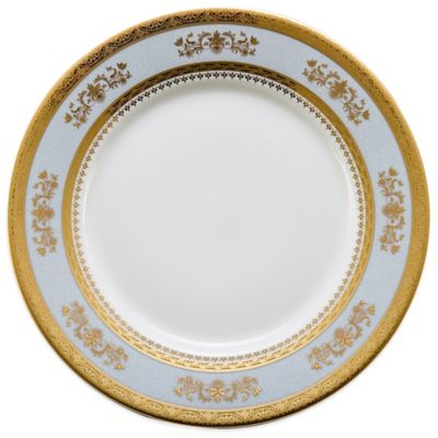 Philippe Deshoulieres Orsay Dinner Plate in Powder Blue