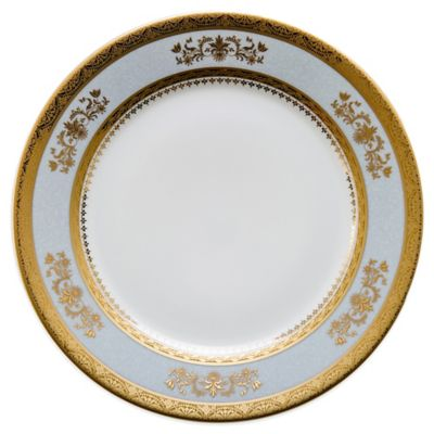Philippe Deshoulieres Orsay Dessert Plate in Powder Blue