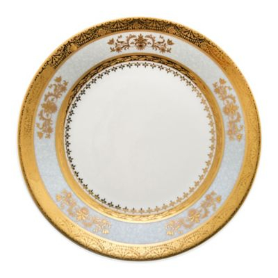 Philippe Deshoulieres Orsay Bread and Butter Plate in Powder Blue