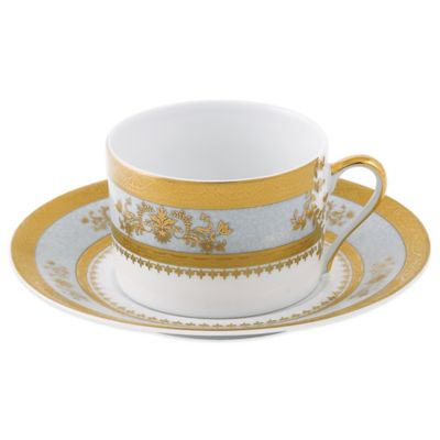 Philippe Deshoulieres Orsay Saucer in Powder Blue