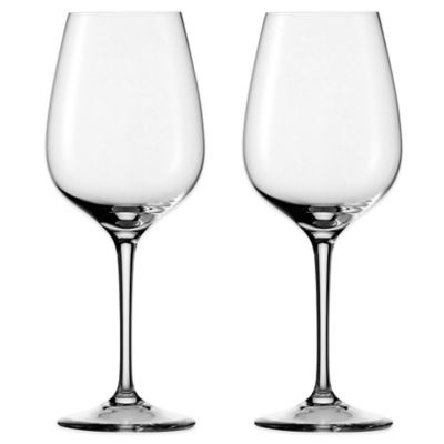 Eisch Superior Sensis Plus Bordeaux Glasses (Set of 2)