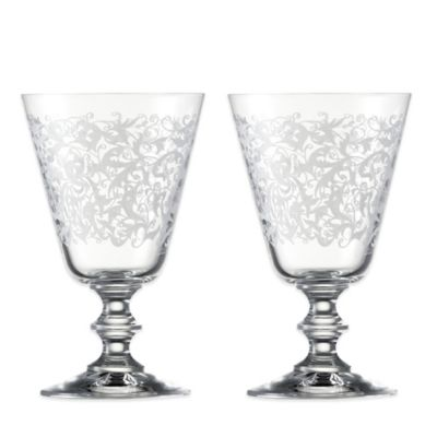 Vincennes Red Wine Glasses (Set of 2)