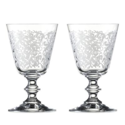 Vincennes White Wine Glasses (Set of 2)