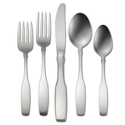 Oneida® Paul Revere 5-Piece Flatware Place Setting