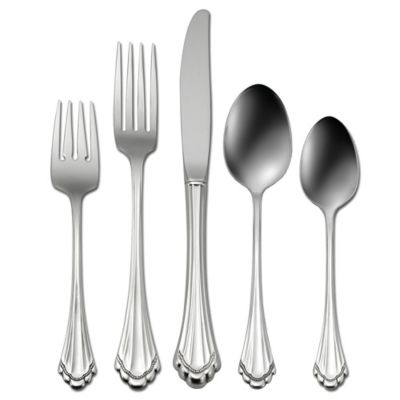 Oneida® Marquette 5-Piece Flatware Place Setting