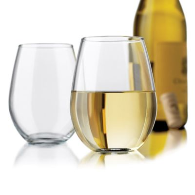 Stemless Wine Taster Glasses (Set of 4)