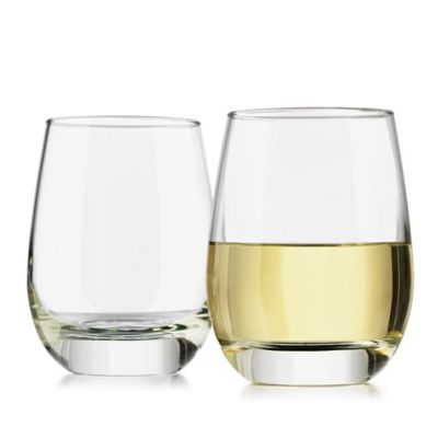 Dishwasher Safe Stemless Glasses