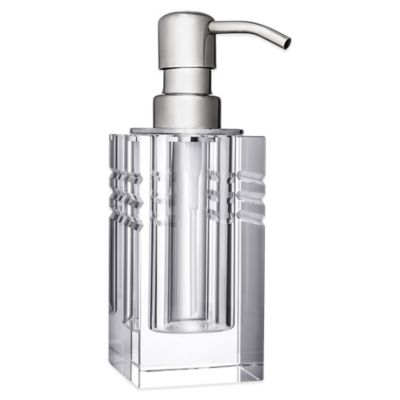 Orrefors Ice Lotion Dispenser