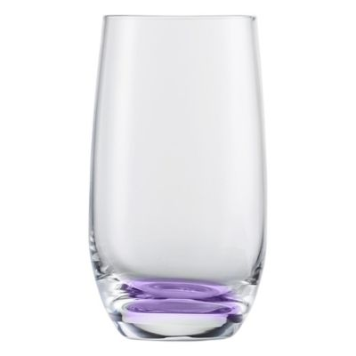 Jessica Tumbler Glasses in Lilac (Set of 2)